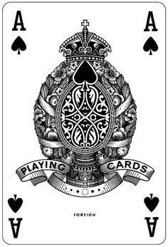 85 Best The Ace Of Spades Images Ace Of Spades Playing Card Deck