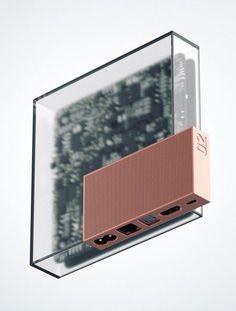 Set top box design by unknown Id Design, Design Trends, Modern Design, Set Top Box, 3d Camera, New Gadgets, Digital Technology, Automotive Design, Program Design