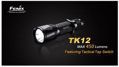 Which is the World's Greatest LED flashlight? The Fenix TK12 R5 of course! Read Why! See More: http://redflashlight.com/flashlight-fenix-tk12-r5-review/