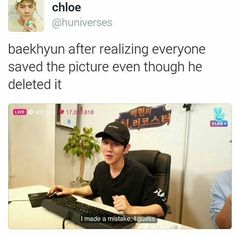 Oh, Baekhyun...