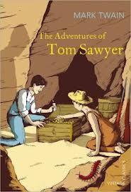 The Adventures of Tom Sawyer. Lectura recomanada per a 1r d'ESO.