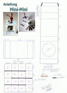 Steffies Hexenhaus: Mini-Mini - Anleitung - Tutorial