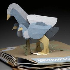 Brownfield Pigeon from Beyond the 6th Extinction
