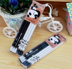 Manufacturers direct selling school supplies HB lead hardness white black color hexagonal wood pencil, View hexagonal pencil, DESIGN Product Details from Yiwu Design Import&Export Ltd. Company on Alibaba.com