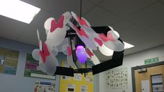 Y9 lampshade project