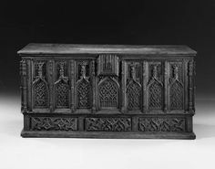 Gothic chest