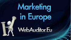 Online Advertising Top European Shops Search Marketing Europe's Best by Online Marketing Ambush Marketing, Marketing Viral, Marketing Online, Internet Marketing, Social Media Marketing, Search Advertising, Internet Advertising, Marketing Innovation, Top Social Media