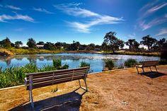 Creek Park in Mernda