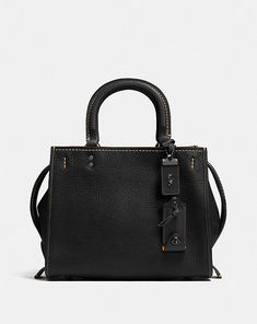 de3573b6e753 Coach Rogue 25 Coach 1941, Coach Bags, You Bag, Fashion Handbags, Coach