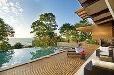 Casa Praia: Beautiful Beachside House in Peninsula Papagayoc, Costa Rica | http://www.designrulz.com/design/2014/07/casa-praia-beautiful-beachside-house-peninsula-papagayoc-costa-rica/