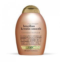 Après-shampoing Brazilian Keratin Smooth - OGX, 9,95€
