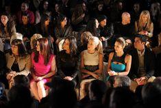 Paula Patton, Jessica Alba, Debra Messing, Cash Warren, Anjelica Huston, Amber Heardi
