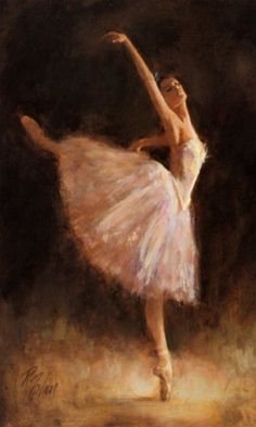 love ballet paintings
