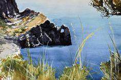 "Saatchi Art Artist Manuele Art; Painting, ""L'Archetiello"" #art"