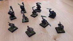 10 coureurs d'égouts dont 3 anciens moines de la peste et 1 guerrier converti : 7 euros