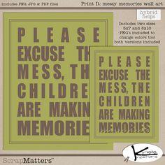 """I actually want it to say """"we're making memories"""" because it's not just Dex. ;)"""
