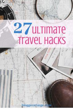Travel tips from a freelance traveler! #travel #hacks #ultimate #destination