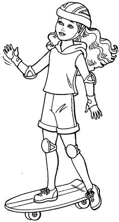Barbie Coloring Pages, Colouring Pages, Coloring Sheets, Coloring Books, Paris Wallpaper, Drawing Sketches, Drawings, Barbie World, Coloring For Kids