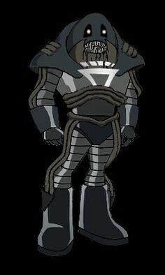 Anti-Monitor(black lantern)