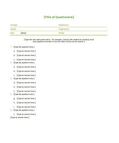 Pr Exhibition Questionnaire For Guests  Do You Need An Exhibition