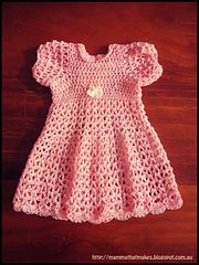 Ravelry: Wendy Thread Gown pattern by Myshelle Cole