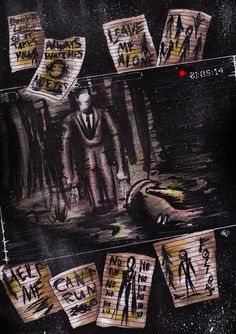 Slender - The Eight Pages by CinnamonSolange