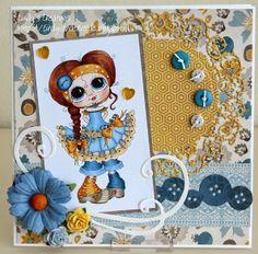 Cindy's Creations: Nieuwe challenge bij My Besties Dutch Girls Designs