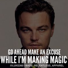 I'm making magic. With optimal health often comes clarity of thought. Click now to visit my blog for your free fitness solutions!