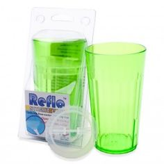 Kubek Reflo Smart Cup - zielony/ Kubek Treningowy