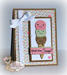 Stacey's Creative Corner: Favorite Things KaDoodle Bug Designs/Scrappy Moms Stamps Co-Hop