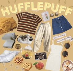 A cute button-front dress, a toiletries bag, a password journal, and 20 other favorite products from our recent posts. Mode Outfits, Casual Outfits, Fashion Outfits, Womens Fashion, Aesthetic Fashion, Aesthetic Clothes, Harry Potter Outfits, Pretty Outfits, My Outfit