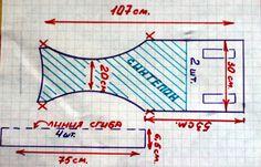 Наш дорожный стульчик для кормления а-ля Тотсит (фото+схема)