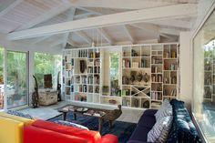 6 nietypowych pomysłów naprzechowywanie książek