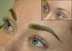 704-796-8221 Look how her new brows bring out her eyes! Love this look! Beautiful brows! Need eyebrows get eyebrows. Hair strokes, feather strokes, microblading, permanent makeup, semi permanent makeup. 3D brows. Tattoo brows, bladed brows. Concord, NC. Charlotte, NC. South Carolina. High Point, NC. Greensboro, NC. Real looking, natural looking eyebrows. Worth the travel to go here!