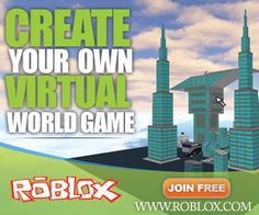 #FREE Online Building Game for Kids: Roblox! Make friends Script And have fun! My username: briced0g membership: OBC