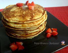 Pancakes americani - ricetta originale