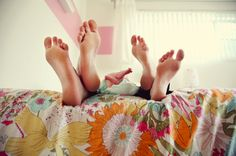 cute feet!