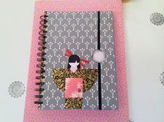 Origami note book