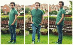 Check out my recent post on my outfit of the day // go green! Let me know what you think  :-)