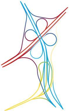 Interchange Choreography - C82: Works of Nicholas Rougeux