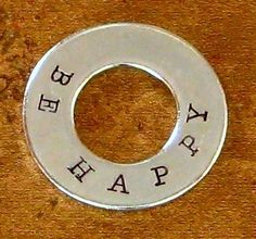 Metal stamping jewelry tips