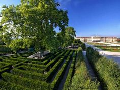 First laid out in 1698, and faithfully rebuilt a couple of decades ago after having fallen into disr... - Schönbrunn