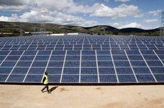 Venergía Inauguran planta solar más grande de Chile