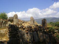 Prehistorické sídliště #Filitosa