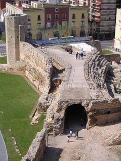 Circo romano. Tarragona