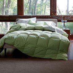 goose feather comforter supersized - love goose feather comforters they are amazing!