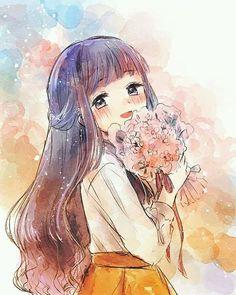 anime, anime girl, and card captor sakura image Anime Chibi, Manga Anime, Art Manga, Manga Drawing, Manga Girl, Anime Love, Anime Girl Cute, Beautiful Anime Girl, Kawaii Anime Girl