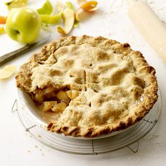 Double-Crust Apple Pie | Food & Wine