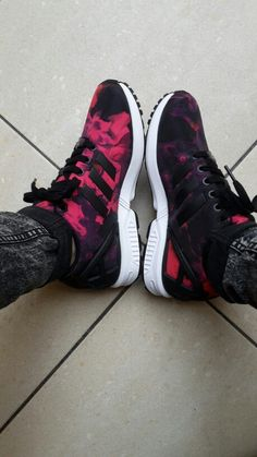 Love these shoes❤#adidas #originals #zxflux