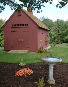 cute shed!